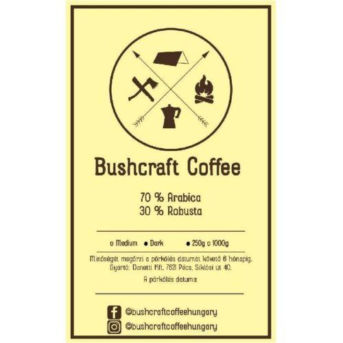 Bushcraft Coffee szemes kávé 250Gr